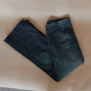 Citizens Of Humanity Jeans - Citizen's of Humanity Bootcut Wide Leg Jeans 26